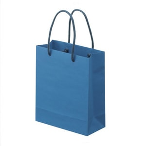 Paper bag/ Light navy
