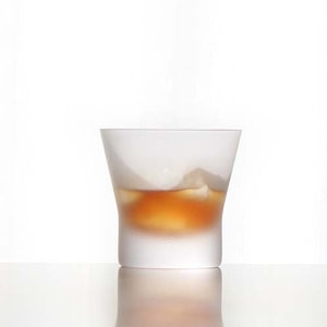 [Wooden box] Eternal Glass / Old fashioned glass / Frosted / Wired Beans_Image_2
