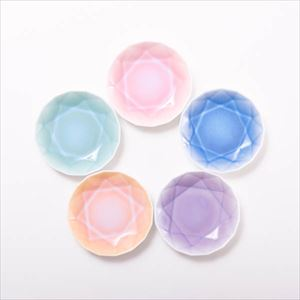 Arita Jewel Round 5pcs Set 紙箱入/Floyd