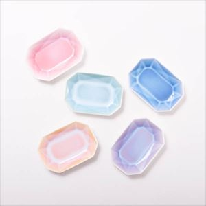 Arita Jewel Octagon 5pcs Set 紙箱入/Floyd