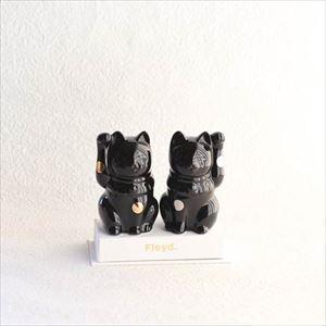 招き猫・黒/フォーチュンキャットブラック/Floyd_Image_1