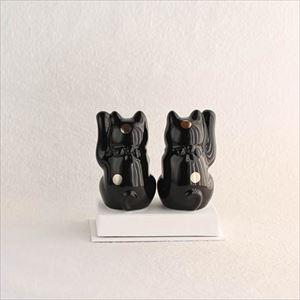 招き猫・黒/フォーチュンキャットブラック/Floyd_Image_2