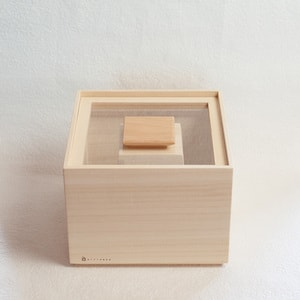 米櫃 kome-bitsu 3kg/増田桐箱店
