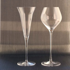 【Set】ETERNAL GLASS/SAKE Glass/KAORI and ARAKUCHI/GiftBox/WIRED BEANS_Image_1