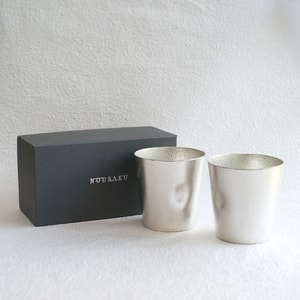 [Set] [Exclusive box] Pair NAJIMI tumbler / Nousaku