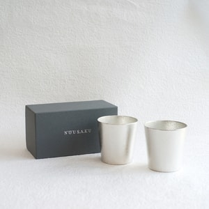 [Set] [Exclusive box] Pair tumbler / Nousaku