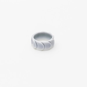 Ring DRAKE RING NO.1(小) SpeciaL Underglaze /2016 Saskia Diez