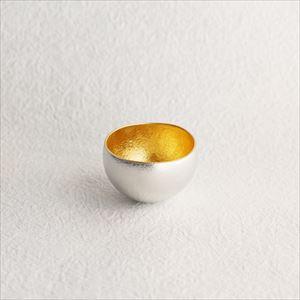 Kuzushi-Yure/ Sake cup/ Gold/ Nousaku_Image_1