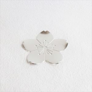 Tin Flower tray / Japanese cherry / Nousaku