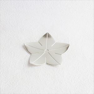 Tin Flower tray / Japanese bellflower / Nousaku