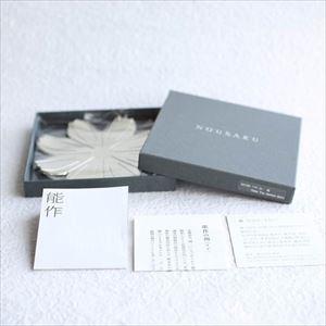 小皿/錫のフラワートレー コスモス/能作_Image_3