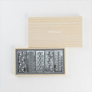 Cutlery Rest set/ Lucky motif / Nousaku