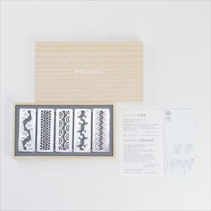 Cutlery Rest set/ Lucky motif / Nousaku_Image_3