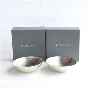 [Set] Pair Kuzushi-Tare / Sake cup / Small bowl / Nousaku