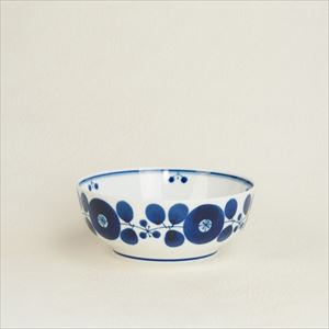 Bowl S / Bloom series / Wreath / Hakusan Toki