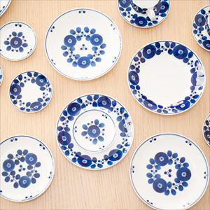 Plate L / Bloom series / Bouquet / Hakusan Toki_Image_2