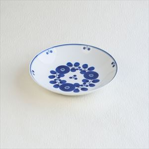 Free dish / Bloom series / Bouquet / Hakusan Toki