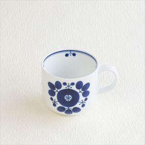 ブルーム ブーケ マグカップ/白山陶器