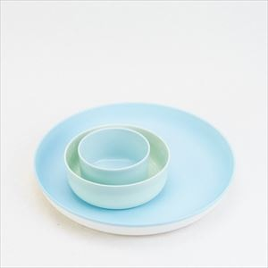 Bowl/φ140/ Light Green/ S&B Series/1616 arita japan_Image_2