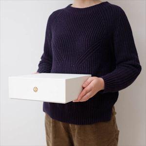 【セット】ブルーム プレートS リース&ブーケ 5枚セット 化粧箱入/白山陶器_Image_5