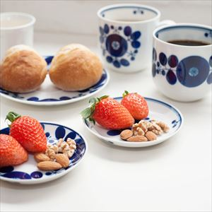 [Set] Breakfast set/ Bloom series / Wreath & Bouquet / Hakusan Toki_Image_2