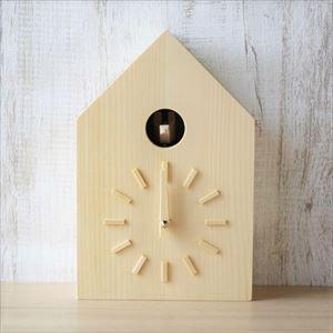 時計/鳩時計 モミ/モアトゥリーズデザイン
