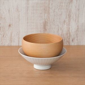 [Set of 2] Basic Japanese tableware set / Good Design pair_Image_2