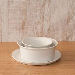 [Set] Basic Western-style tableware set / 3 items_Image_1