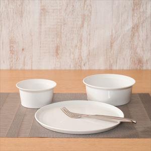 [Set] Basic Western-style tableware set / 3 items_Image_2