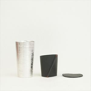 Beer cup White birch pattern / Black / Nousaku_Image_1