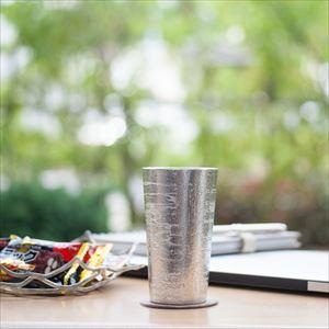 酒器/ビアカップ-シラカバセット レッド/能作_Image_2