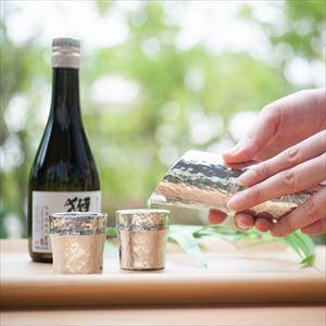 【セット】酒器/竹型酒器セット/能作_Image_2