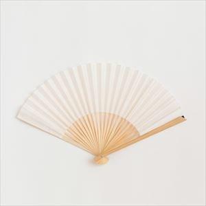 Japangarde fan / Tamoto / White / Nishikawa Shouroku shouten