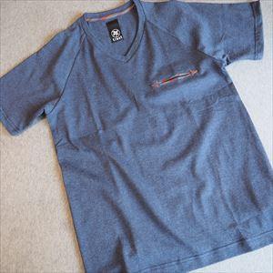 【クリエイターズ】伝統工芸 meets Tシャツ(Basic・ネイビー)