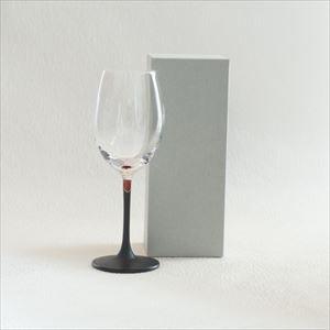 うるしの WINE GLASS 赤/鳥羽漆芸