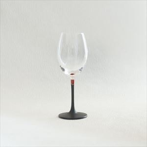 Lacquer colored wine glass / Red / Toba Shitsugei_Image_1