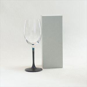 うるしの WINE GLASS 青/鳥羽漆芸