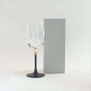 うるしの WINE GLASS 黄/鳥羽漆芸
