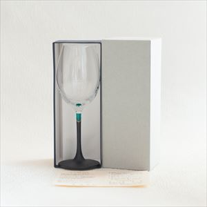 Lacquer colored wine glass / Green / Toba Shitsugei_Image_3
