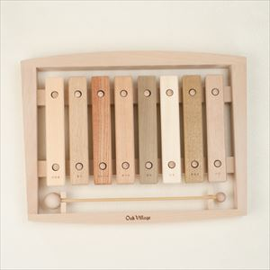 Forest musical choir / Children's xylophone / Oak Village _Image_1
