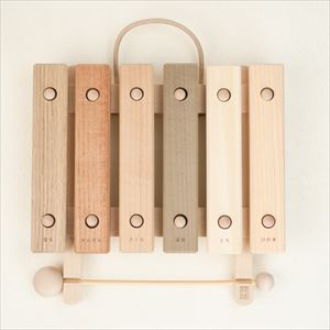 木のおもちゃ/木琴 小さな森の合唱団 琉球版/オークヴィレッジ_Image_1