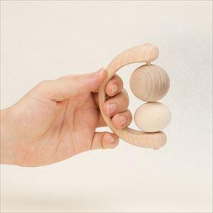 木のおもちゃ/ぐるぐるからん【あのまとぺ】~五感を育むファーストトイ~/オークヴィレッジ_Image_2