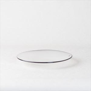 ガラスプレート/kasumi plate S Ivory/fresco_Image_1