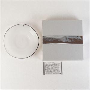 ガラスプレート/kasumi plate S Ivory/fresco_Image_3