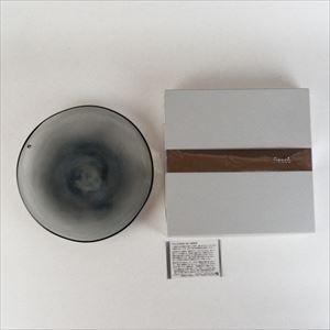 ガラスプレート/kasumi plate M grey/fresco_Image_3
