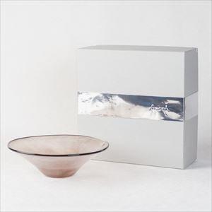 ガラスボウル/kasumi bowl S purple/fresco