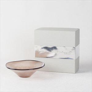 ガラスボウル/kasumi bowl SS purple/fresco