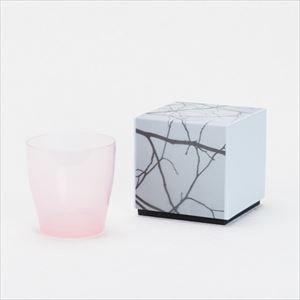 グラス・コップ/solito glass opal dense rose/fresco