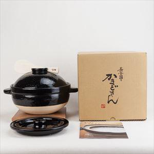 かまどさん土鍋 三合炊き 伊賀焼/長谷園_Image_1