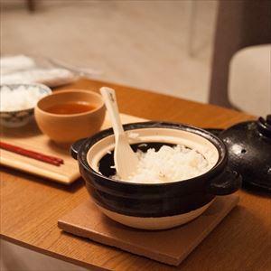 かまどさん土鍋 三合炊き 伊賀焼/長谷園_Image_2